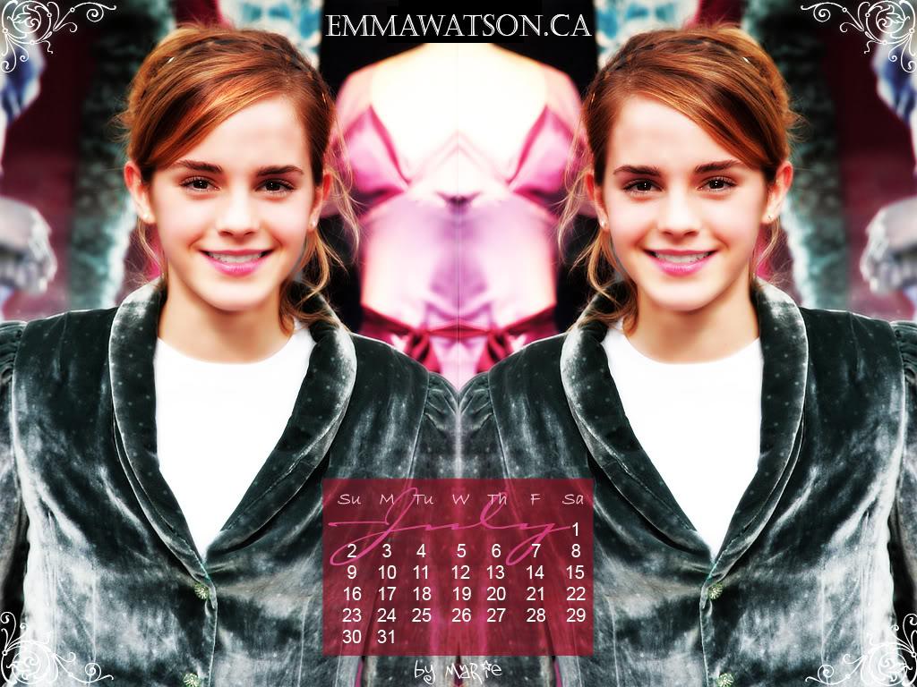 cùng coi ảnh của emma waston nèo Calendar_July_1.psd