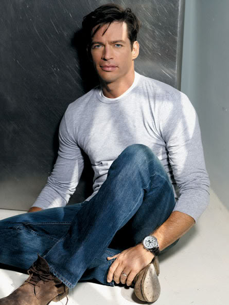 Basic's Top 100 Most Beautiful People Harry-Connick-Jr