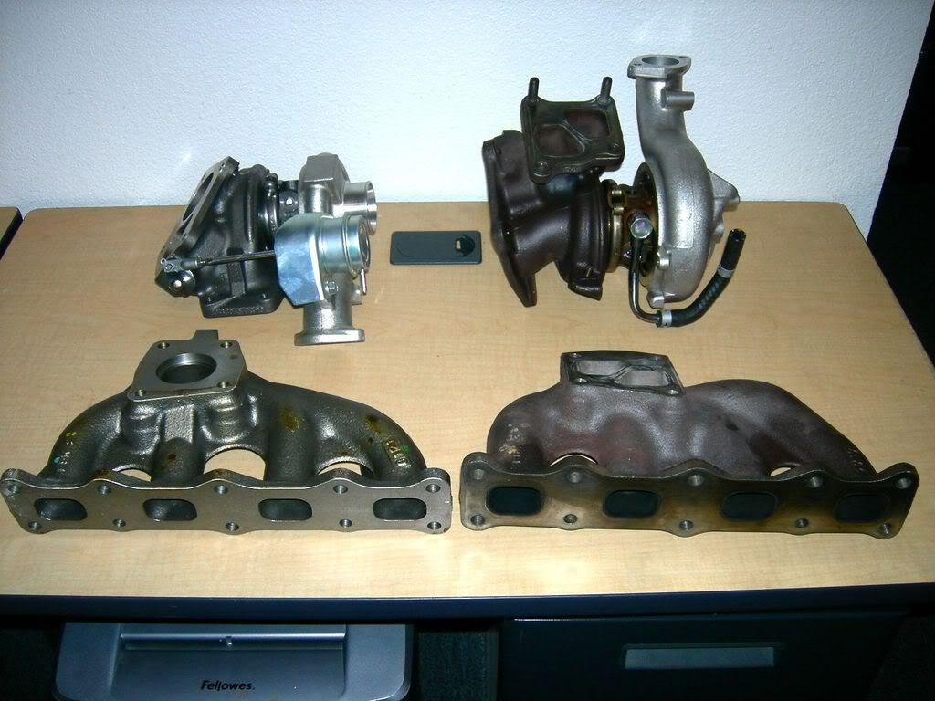 Fabricant et modele du turbo des Ralliart.  DSCN3243