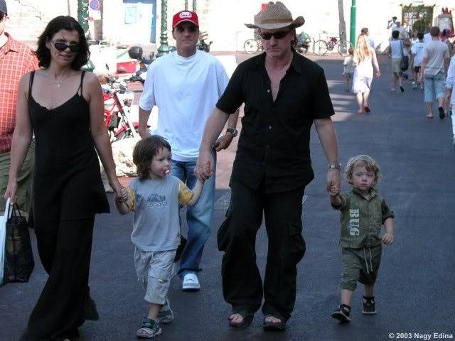 U2 and family Hewsonclan