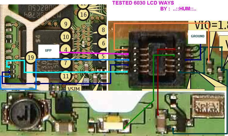 ..::6030 lcd ways 100% tested::.. 6030testedlcdways
