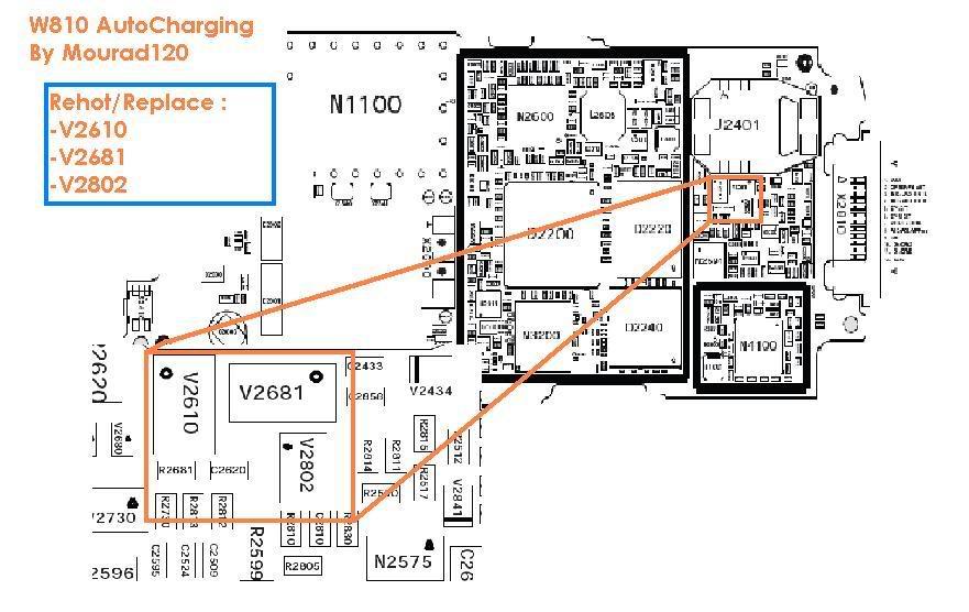 New Sony ericsson all hardware solutıon - Page 2 W810autocharging