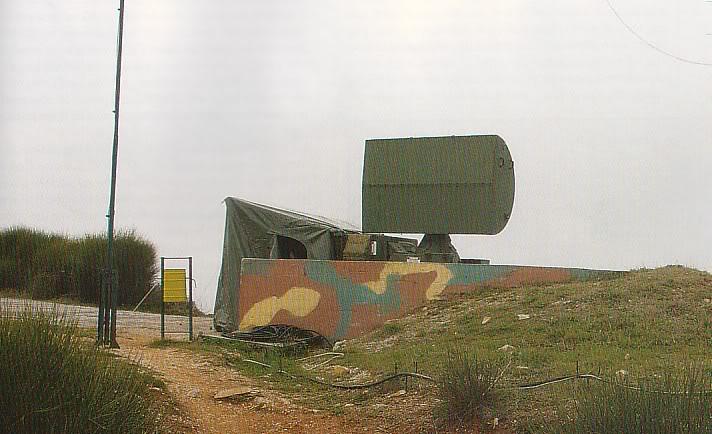 الجيش الملكي المغربي من الالف الى الياء Radar