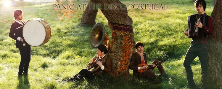 Panic At The Disco Portugal