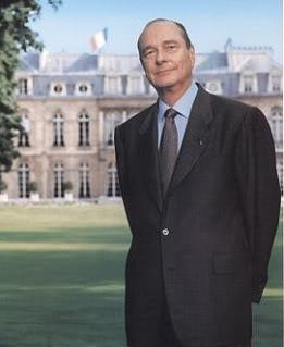 Jacques Chirac - à voir absolument JCH