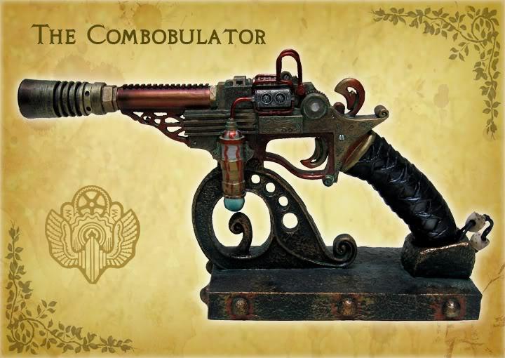 Weapons for the Smart People Combobulator