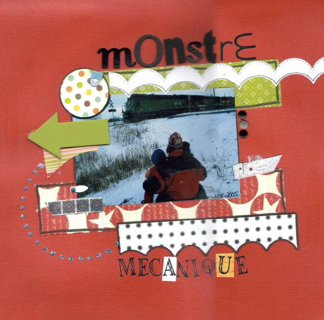 Galerie du mars 2009 Monstremcanique