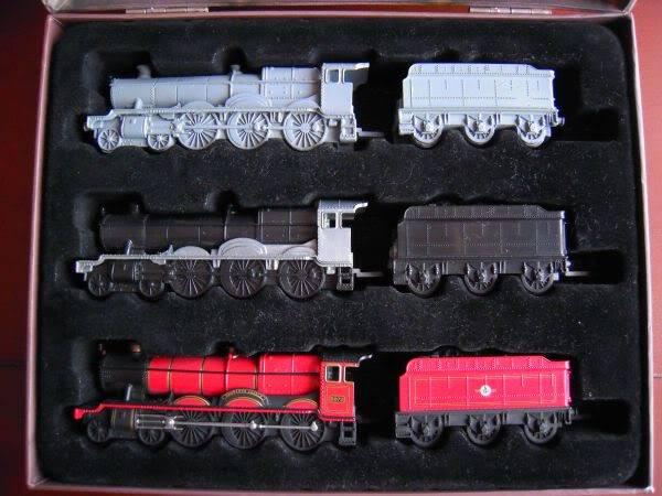 Harry Potter Die-cast Collectors Edition Set Hp026