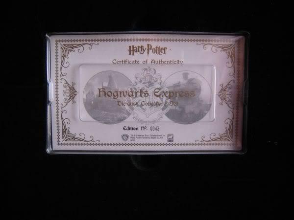 Harry Potter Die-cast Collectors Edition Set Hp027
