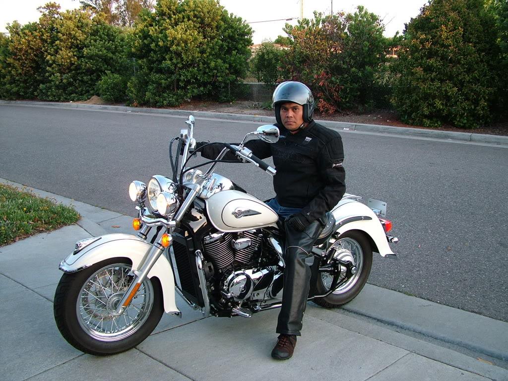 My Bike part 3... DSCF3652
