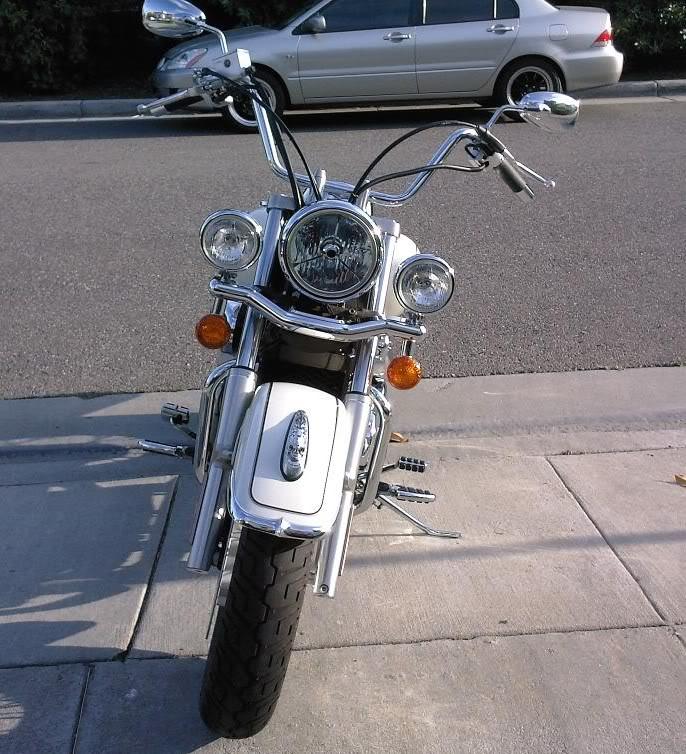 My Bike part 3... Nekidfork