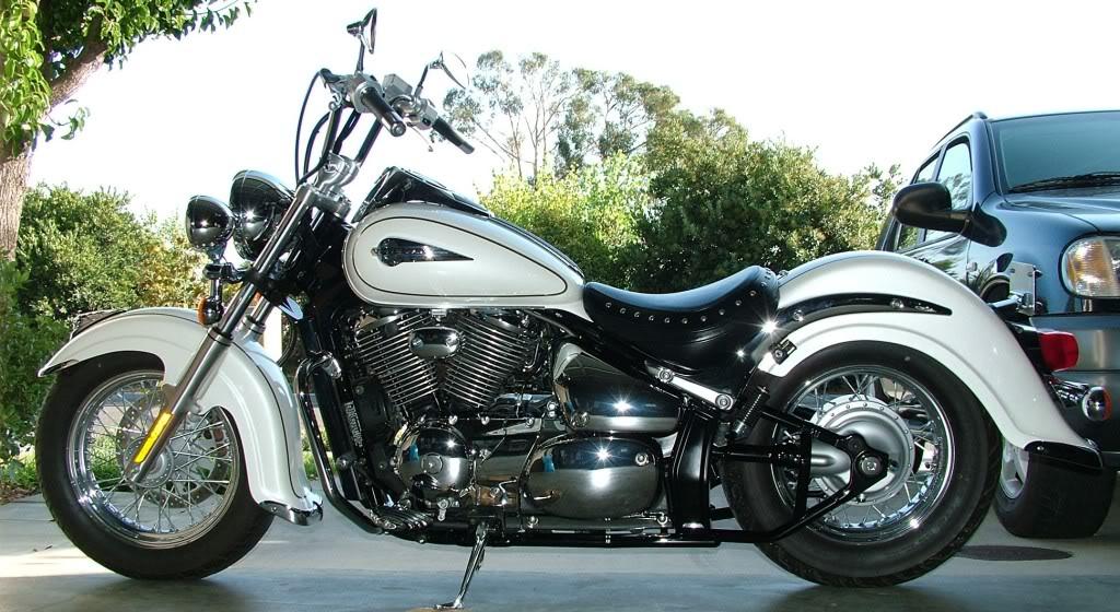 My Bike part 2... DSCF3972