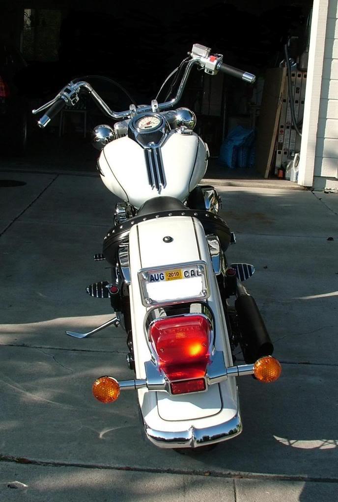 My Bike part 2... Lowered