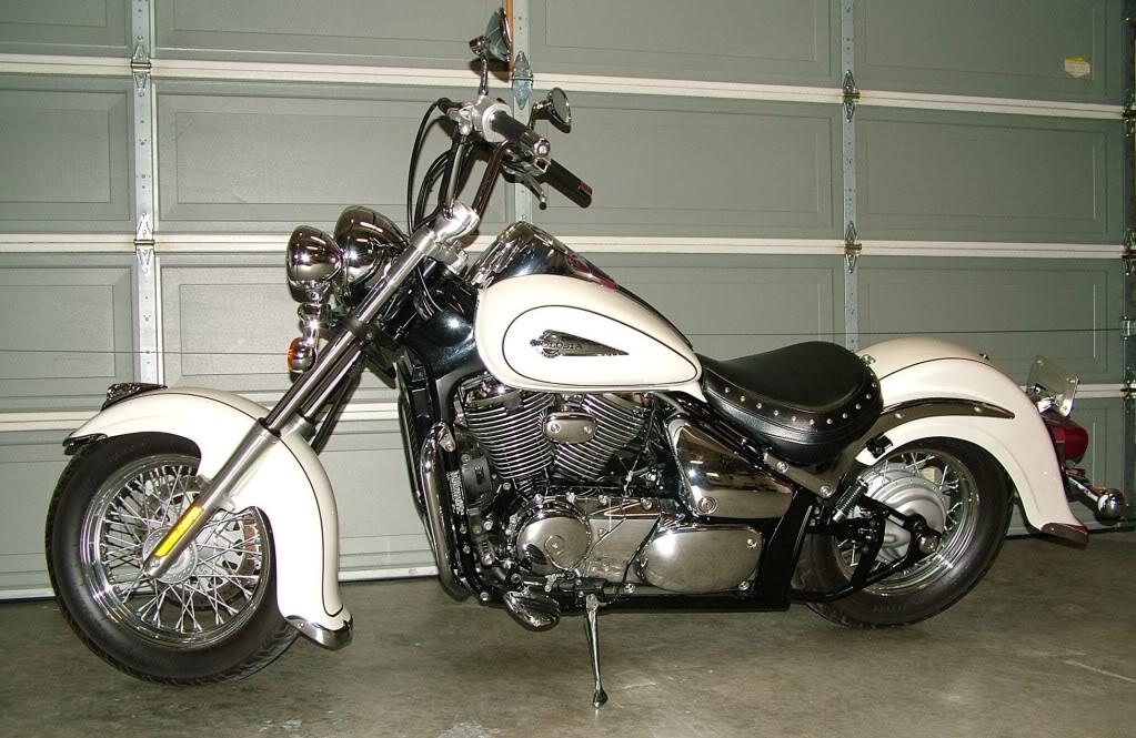 My Bike part 3... DSCF4464