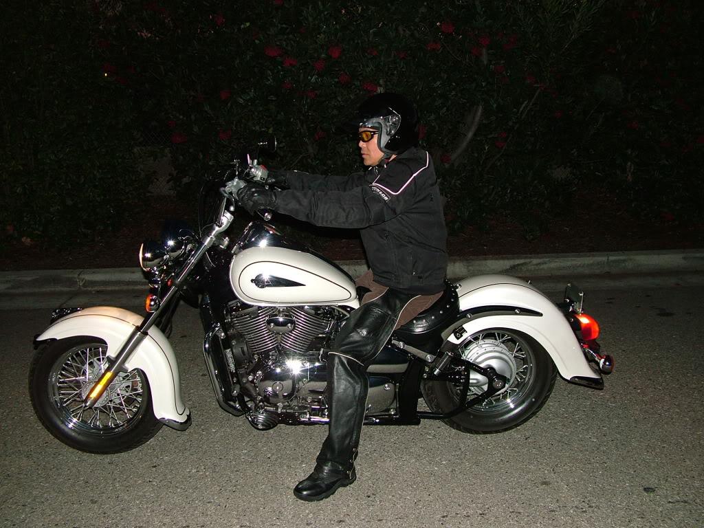 My Bike part 3... DSCF4520