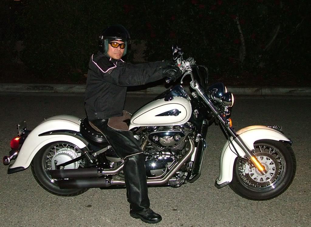 My Bike part 3... DSCF4530