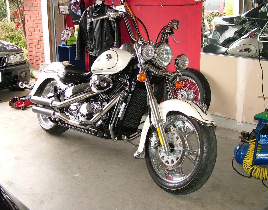 My Bike part 4... DSCF4678