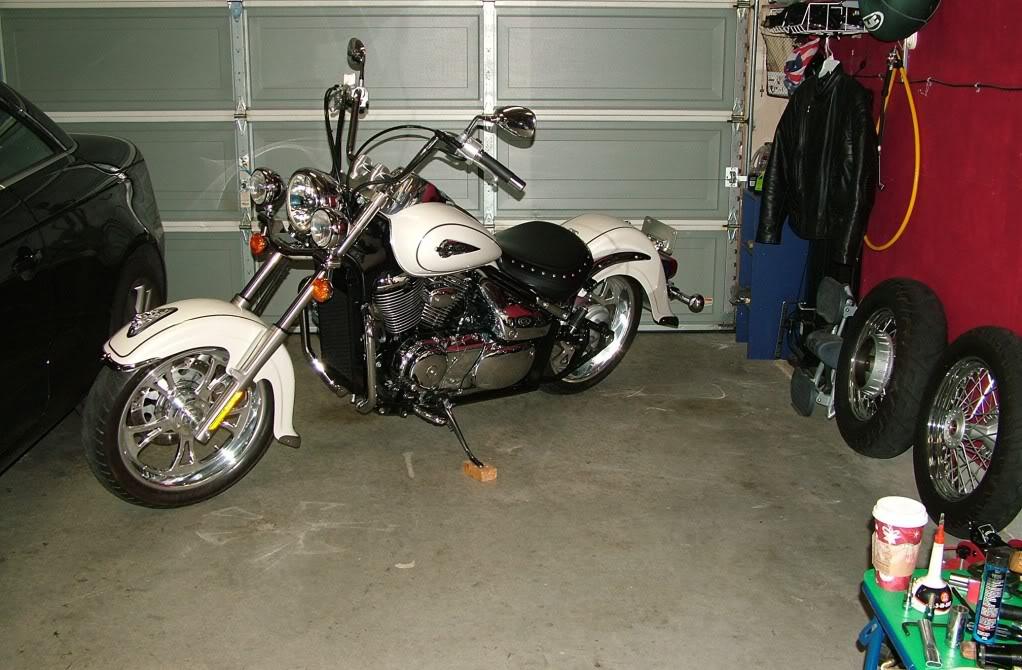 My Bike part 4... DSCF4687
