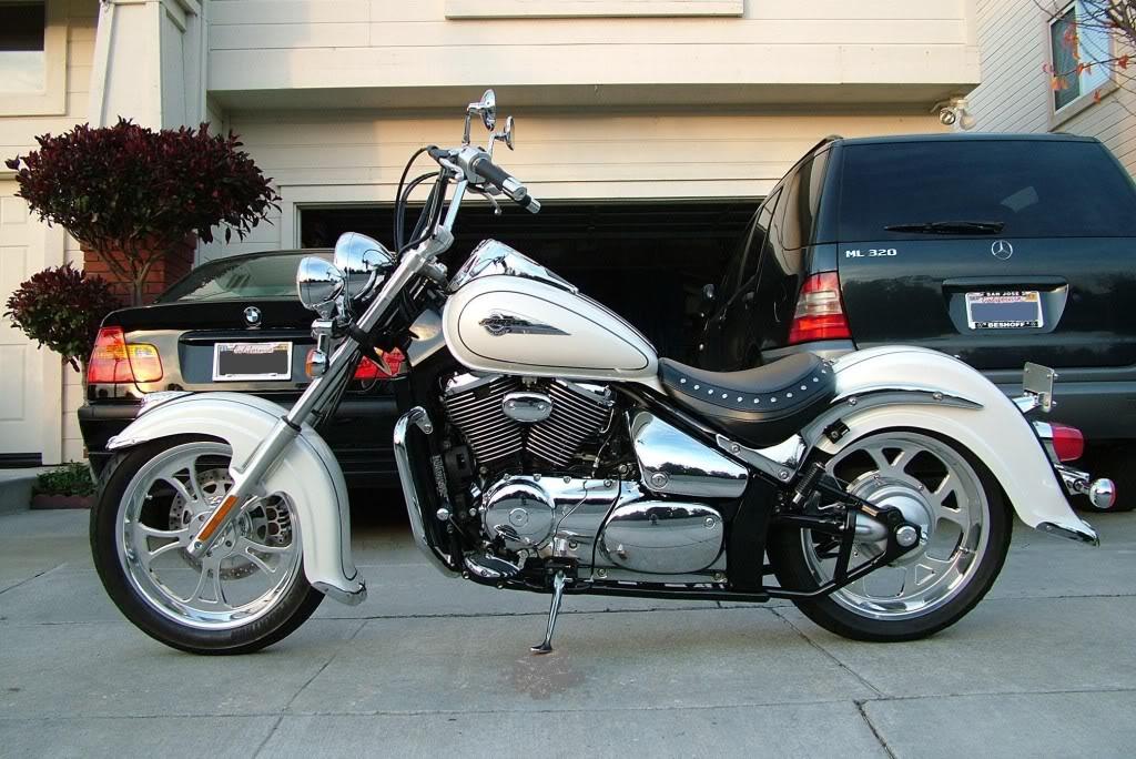 My Bike part 4... DSCF4704