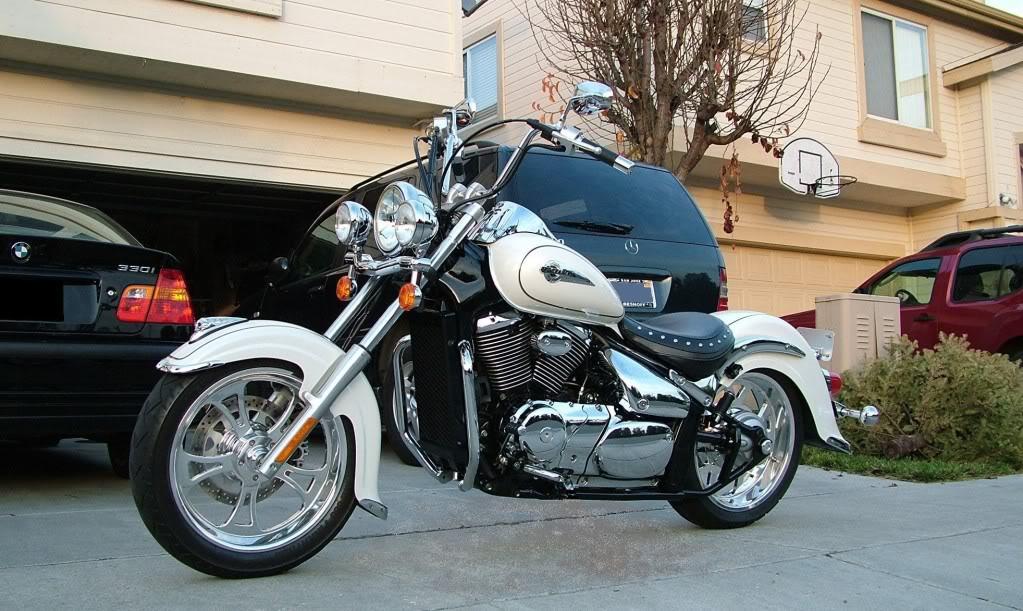 My Bike part 4... DSCF4705