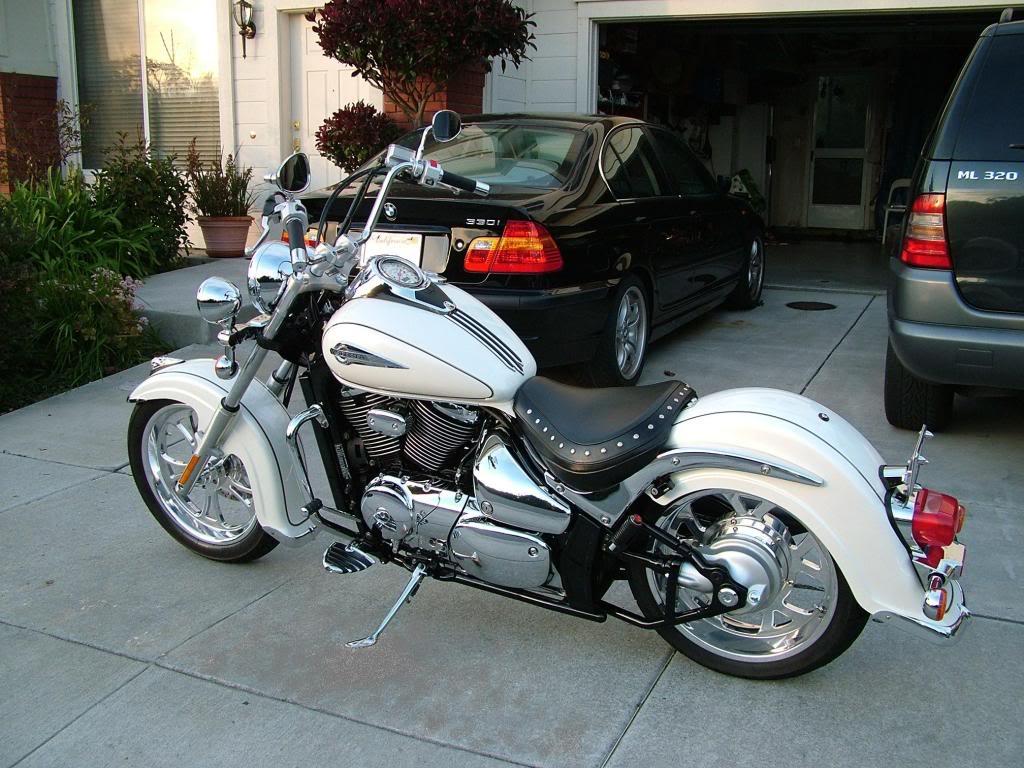 My Bike part 4... DSCF4707