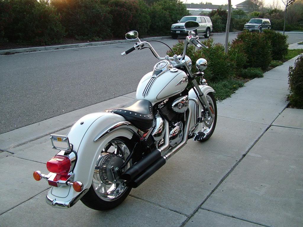 My Bike part 4... DSCF4714