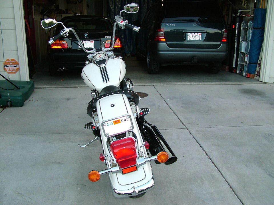 My bike... 03ltdVol2