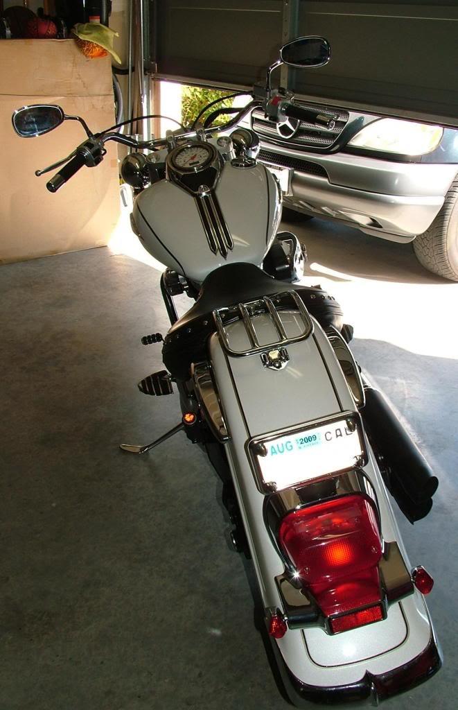 My Bike part 2... Solo2