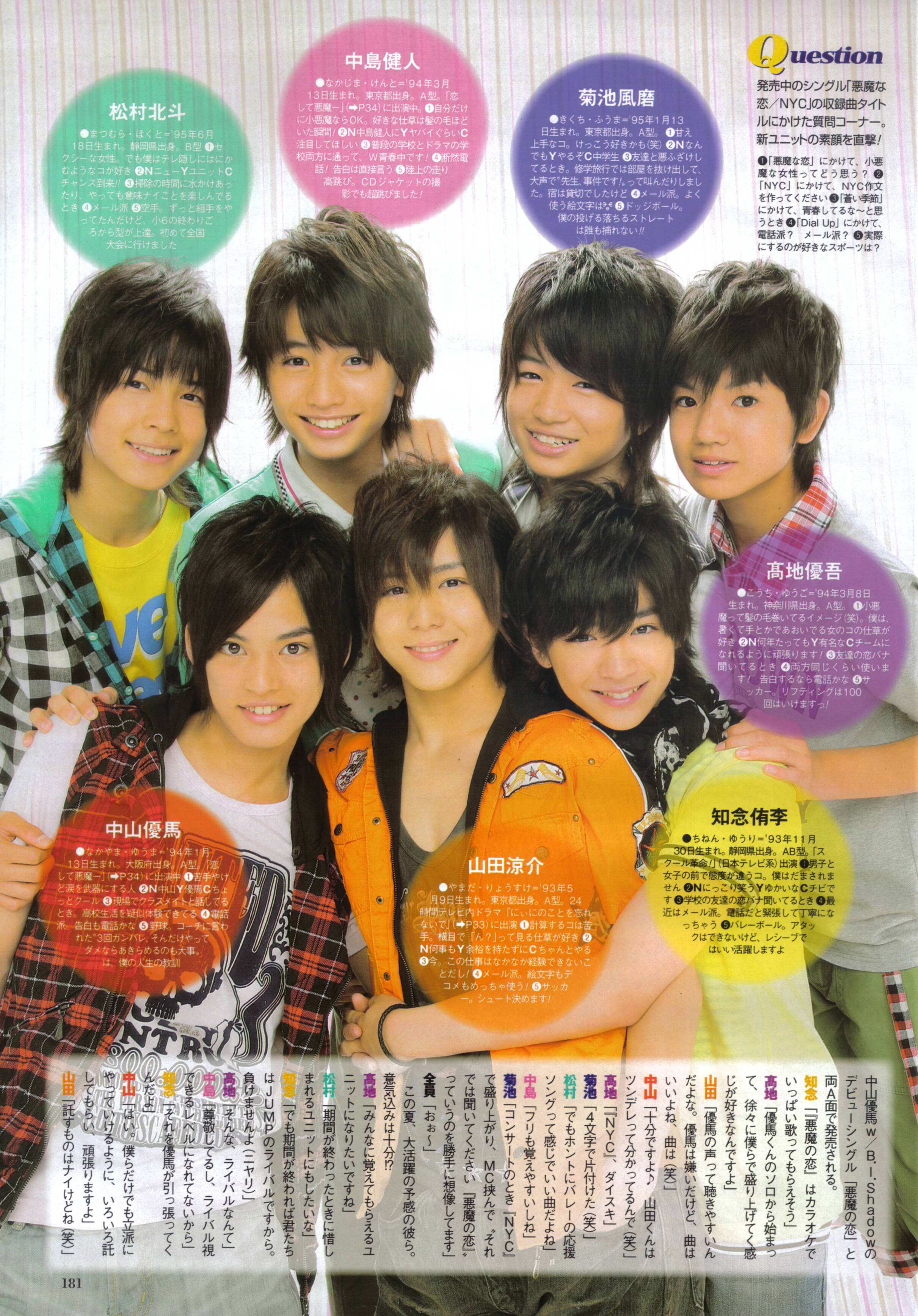 Hey! Say! Jump Photo0299