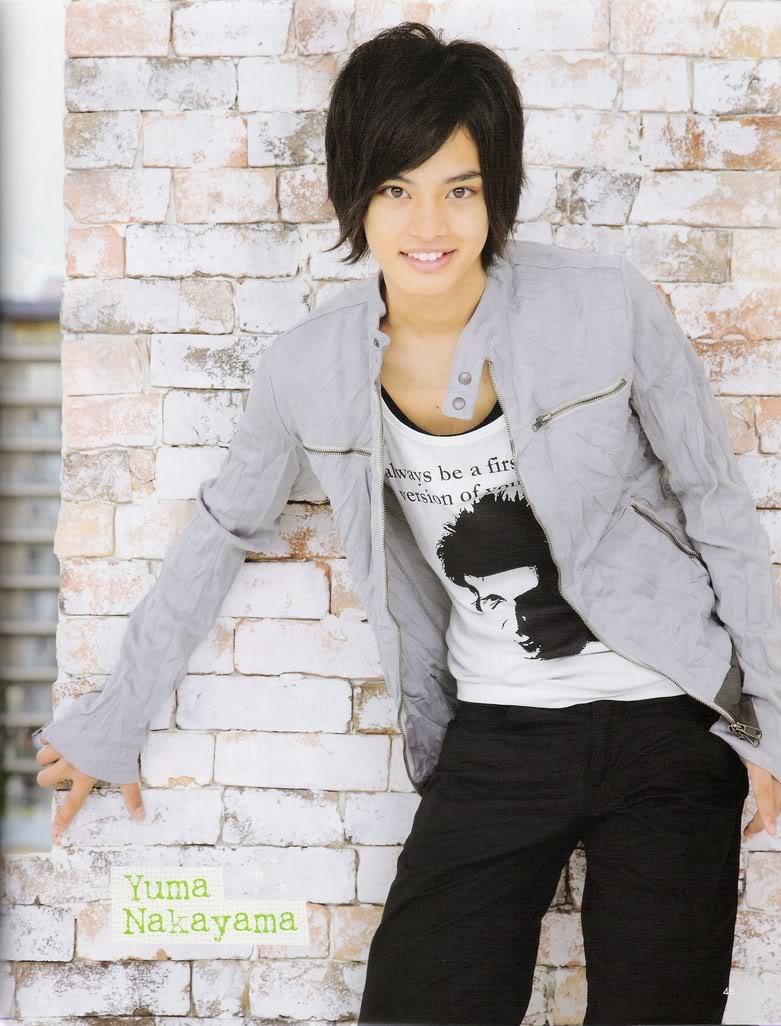 Fan club Nakayama Yuma Potato-2009-10-YwBIS-02
