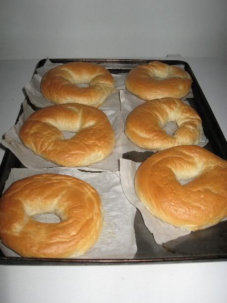 Bagels Montréalais Bagels