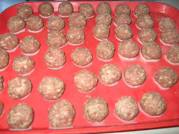 Boulettes à ragoût Boulettesragout