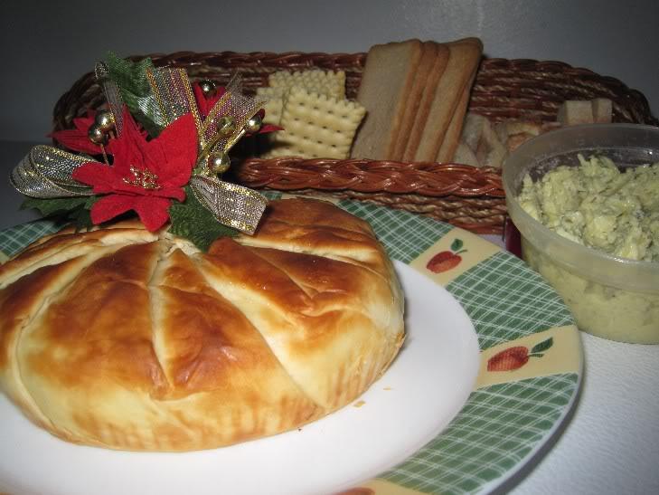 Brie en croûte Brie2