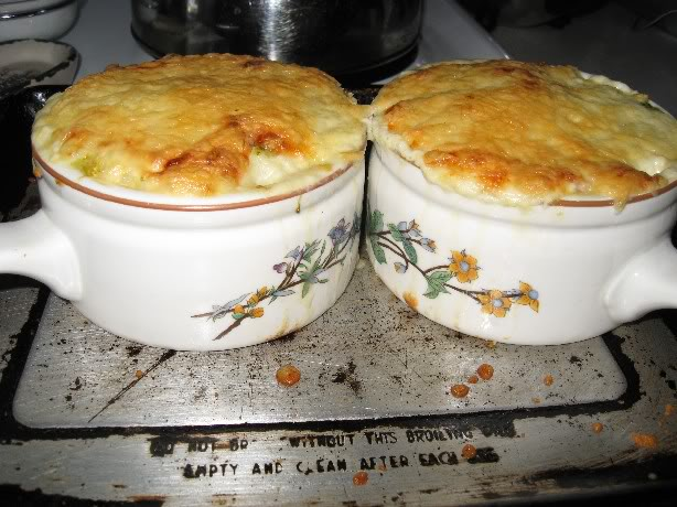 Casserole de légumes Casserolesleg
