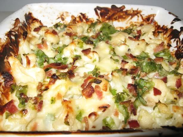 Chou-fleur façon patate au four Choufleurfaconpatate