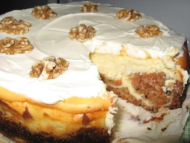 Gâteau aux carottes et au fromage de Cheesecake Factory Gateaufromagecarottesint
