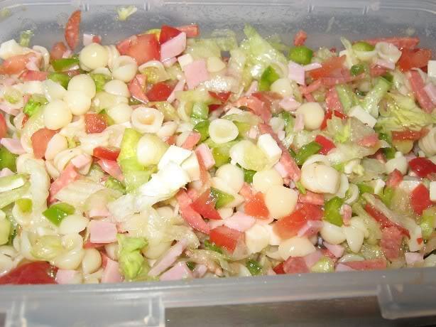 Salade sous-marin Saladesousmarin