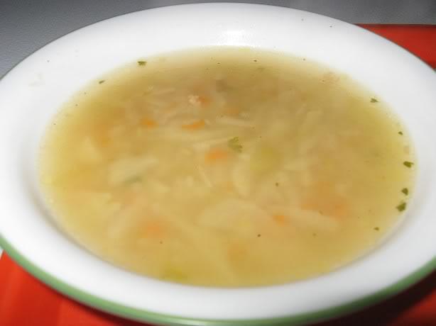 Soupe au chou Soupeauchou