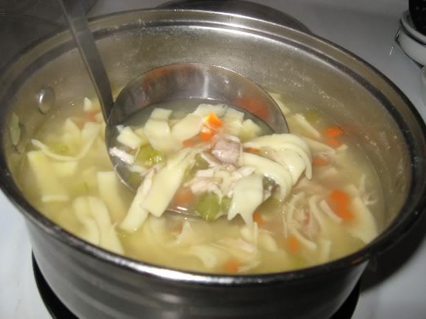 Soupe poulet et nouilles Soupepouletnouilles1