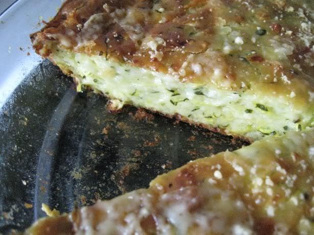 Tarte salée au zucchini Tartezucchini