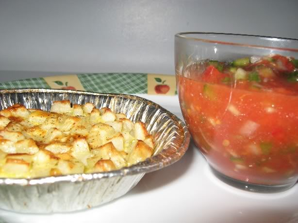 Tortilla Tortillagaspacho