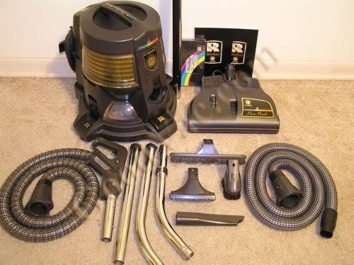 "WTS: Used Rainbow ""e"" Series Vacuum Cleaner E1-1"