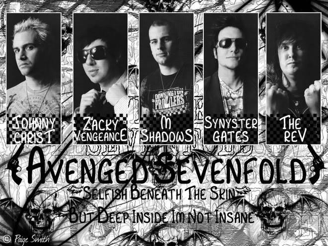 ~Avenged Sevenfold Fans Club | The Next Era~ A7x-1