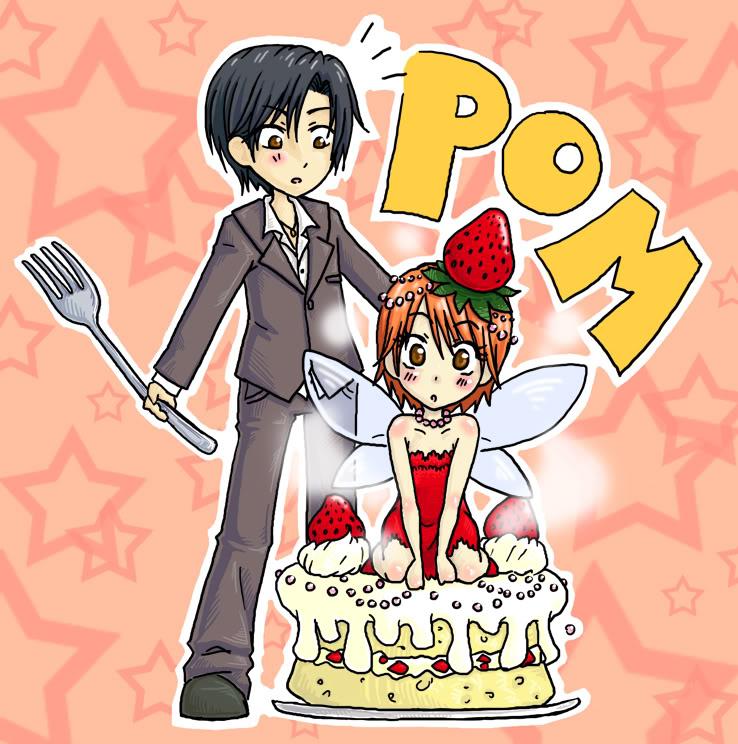 Cosas graciosas que e visto en Internet sobre manga/anime. Skipbeatcakebyakuma0828