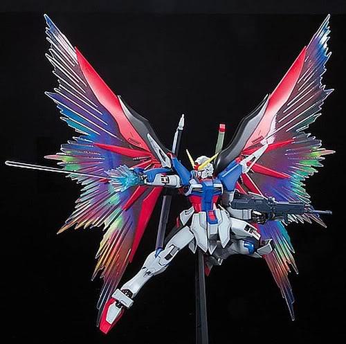 ZGMF-X42S Destiny Gundam A1mgdestinyfromfigurefmspecialedition