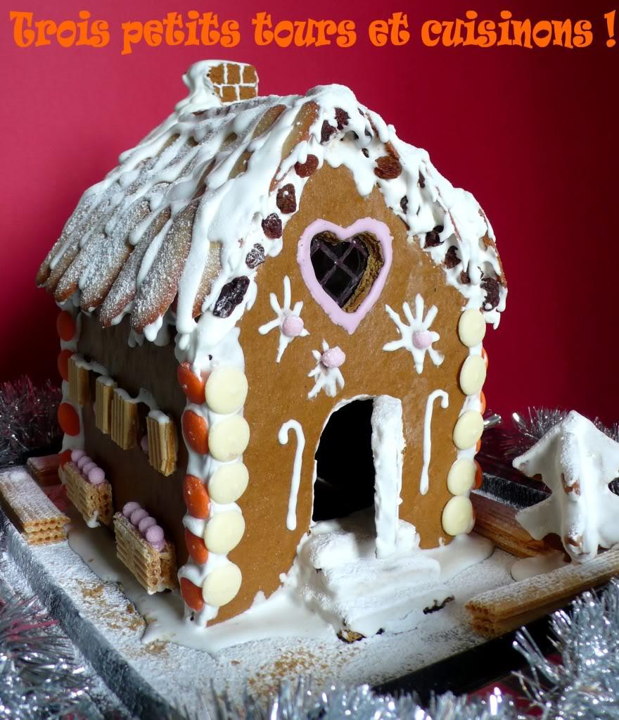 la maison de Hansel et Gretel Maisonhanselgretel