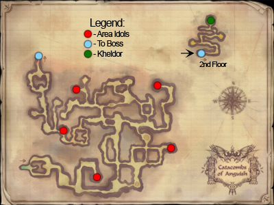 Main Bosses with Maps, Item Drops and Money making guide