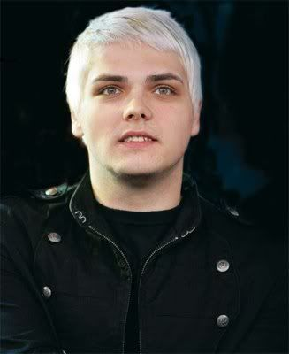 My Chemical Romance (MCR) GerardWay