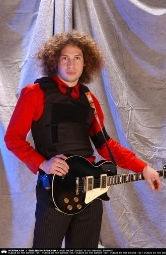 My Chemical Romance (MCR) RayToro