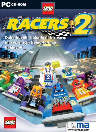 [PC] Lego Racer LegoRacer